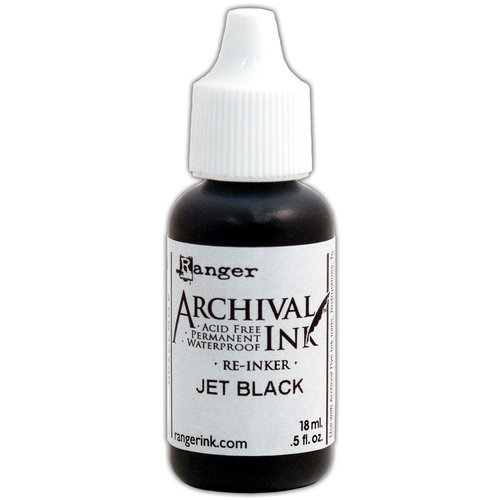 Ranger - Archival Jet Black Reinker
