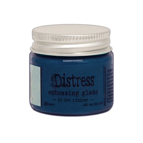 Tim Holtz - Blue Ribbon Distress Embossing Glaze