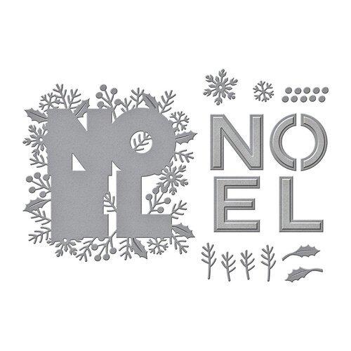 Spellbinders - Festive Noel Die