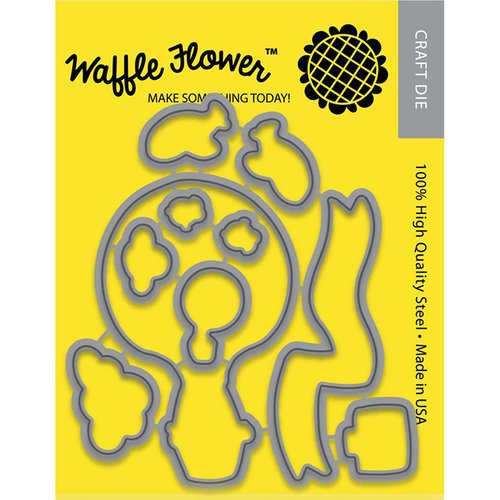 Waffle Flower - Across the Miles Die