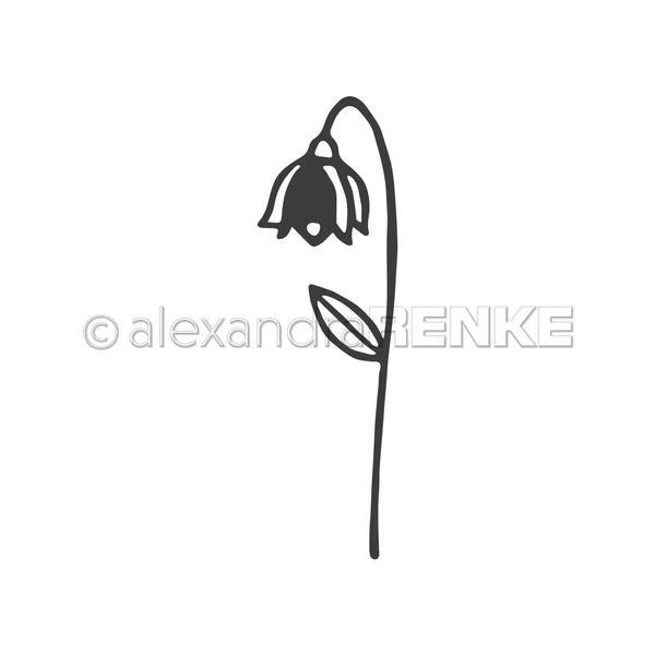 Alexandra Renke - Small Spring Snowflake Die