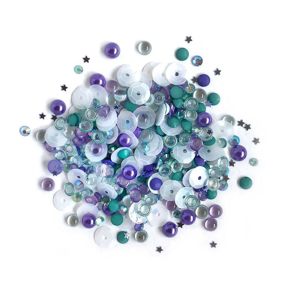 Buttons Galore - Sailor's Sky Sparkletz