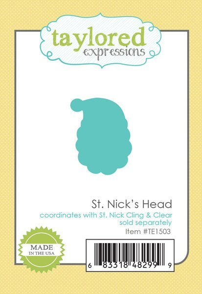 Taylored Expressions - St. Nick's Head Die