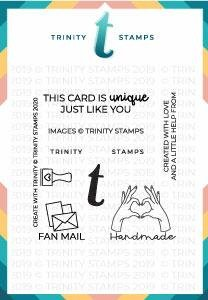 Trinity Stamps - Create with Trinity Stamp Set