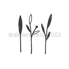 Alexandra Renke - Set of Leaves Die