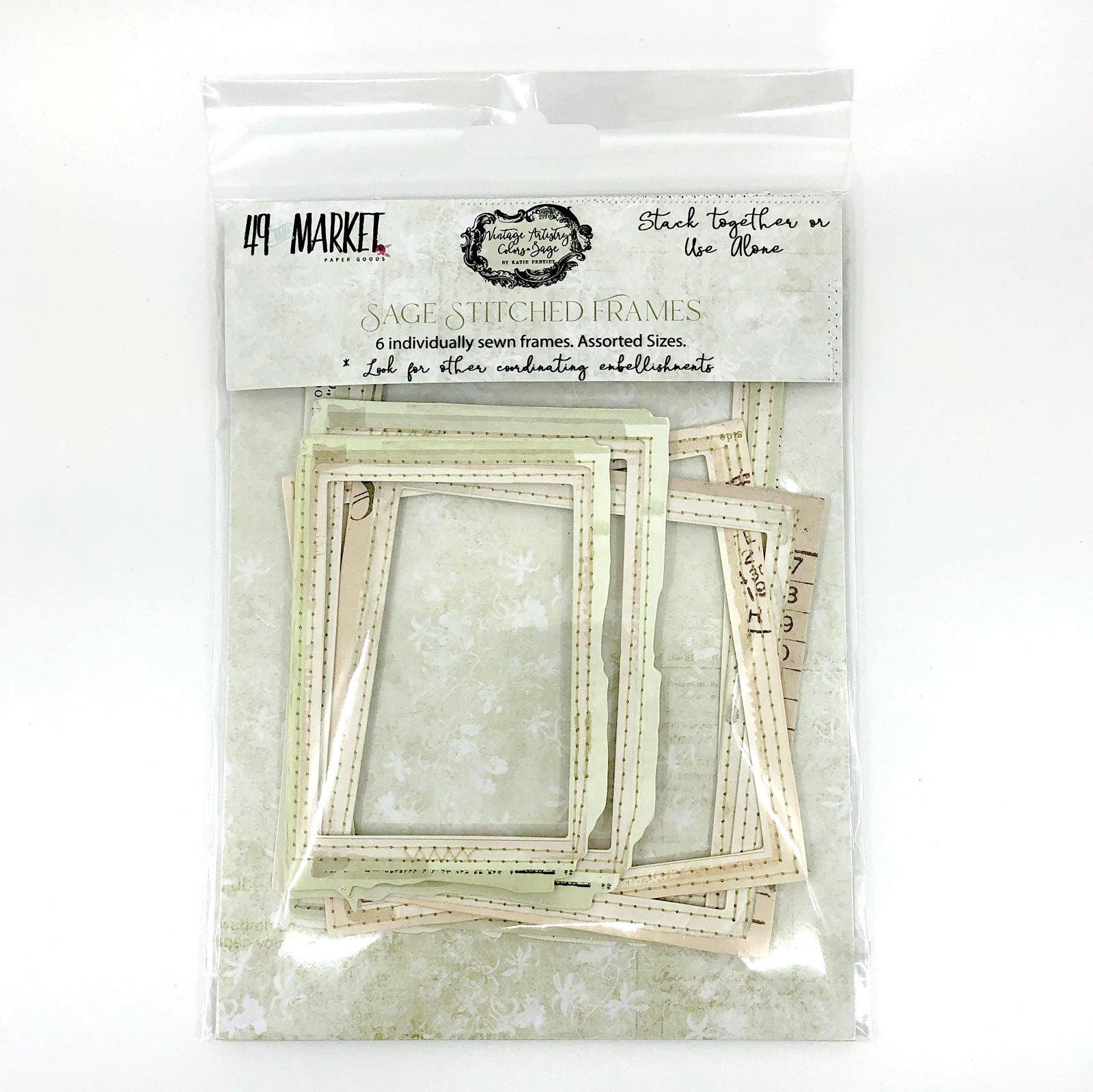 49 & Market - Cream Lace Trim