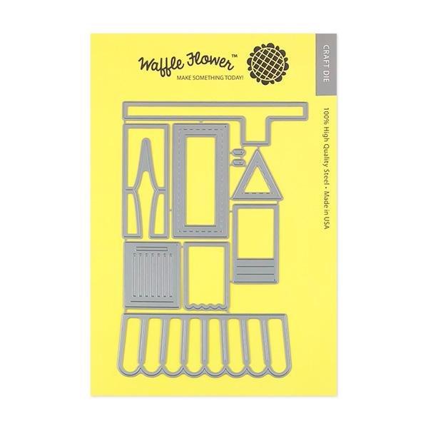 Waffle Flower - Apartment Builder Die