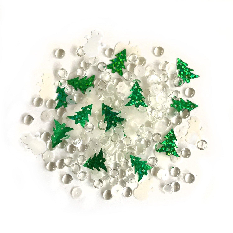 Buttons Galore - Sparkletz: Winter Wonder