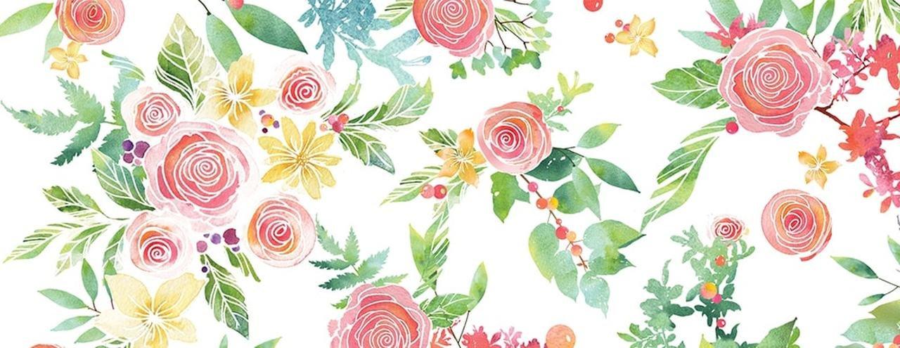Memory Box - Rose Bouquet Washi Tape