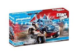 70550 Stunt Show Shark Monster Truck