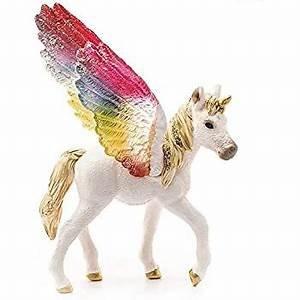Bayala Winged Rainbow Unicorn Foal 70577