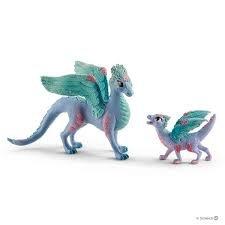 Bayala 70592 Flower Dragon and Child