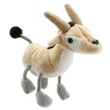 Antelope - Finger Puppets