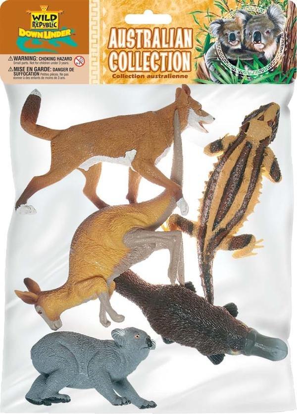 Australian Collection Polybag