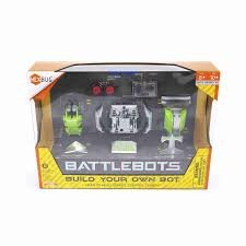 BattleBots Green Build Your Own