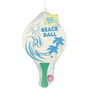 Beach Paddle Game