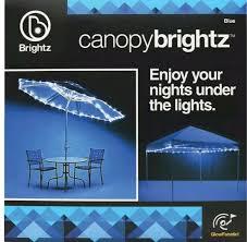 Canopy Lights Blue