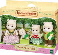 CC: Woolly Alpaca Family