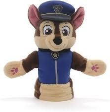 Chase Paw Patrol Hand Puppet