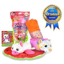Basic Fun Cutetitos Fruititos - Surprise Stuffed Animals