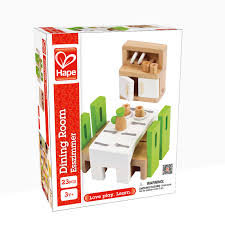 Dining Room: Doll House set