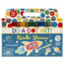 Do-A-Dot Art Metallic Shimmer