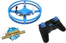 Sky Lighter Blue glow disc dron