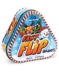 Fast Flip Holidays Mini