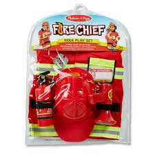 Fire Chief Role Play
