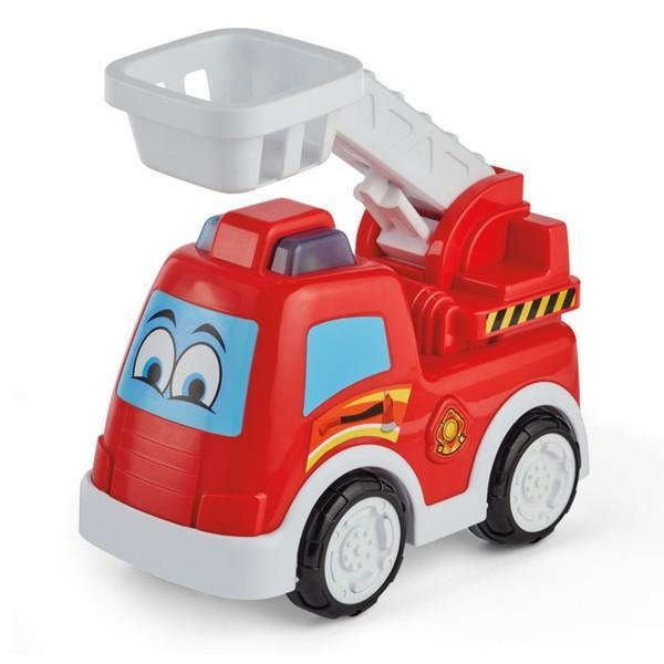 Talk and Roll Remote Control Fire Engine
