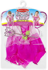 Role Play: Flower Fairy
