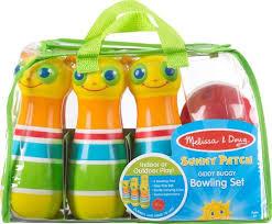 Giddy Buggy Bowling Set