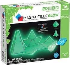 Magna-Tiles Glow 16 PC