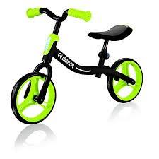 Globber Go Bike Black/Lime Green