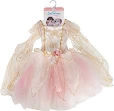 Great Pretenders Deluxe Golden Rose Princess Dress