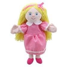 Puppet Company Goldilocks
