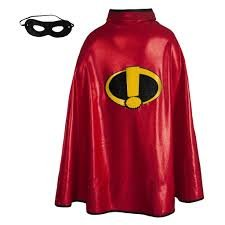 Invincible Cape With Mask