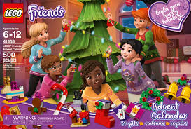 41353 Lego Friends Advent 2018