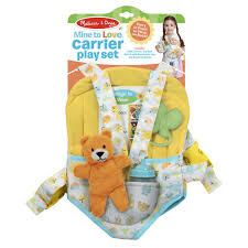 Carrier Play Set Mine to Love