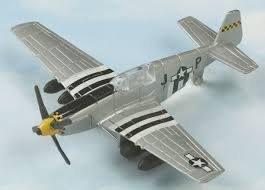 Hot Wings: P-51 Mustang