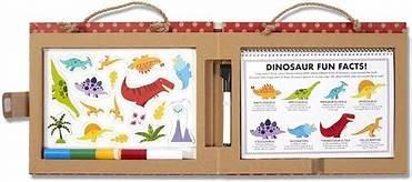 Dinosaurs: Play, Draw, Create