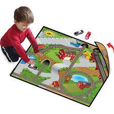 2-Sided Playmat Full Throttle