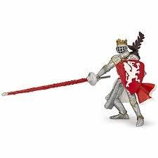 Papo Red Dragon King