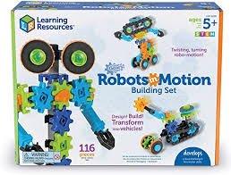 Robots In Motion Building Set