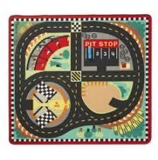 Round the Speedway Rug