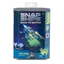 Snap Ships Build To Battle SCYTHE AV-19 Tank