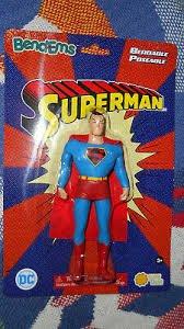 SUPERMAN Bend-Ems DC Bendable 5.5 Action Figure