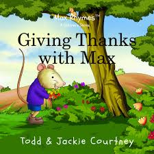 Giving Thanks with Max