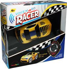 Voice N' Go Racer: Yellow