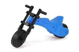 YBIKE Balance Bike - Blue